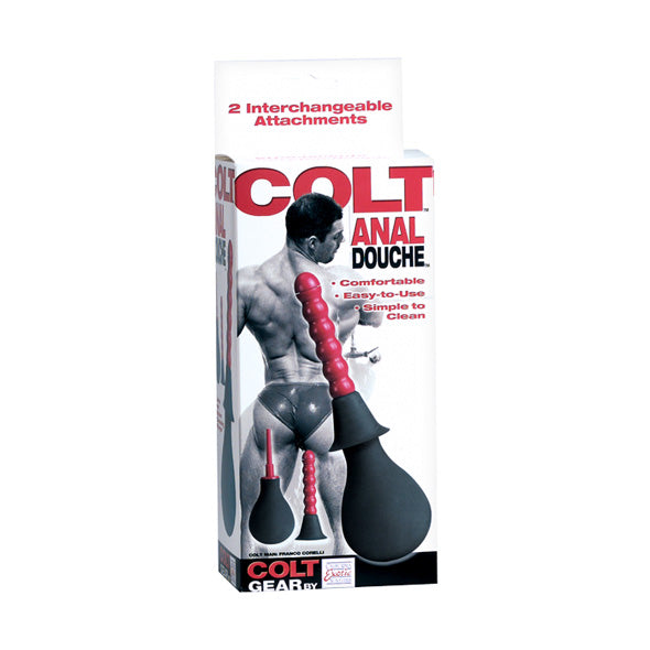 Colt Anal Douche - Erotes.fr
