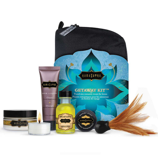 Kama Sutra Getaway Kit Romantic Treats