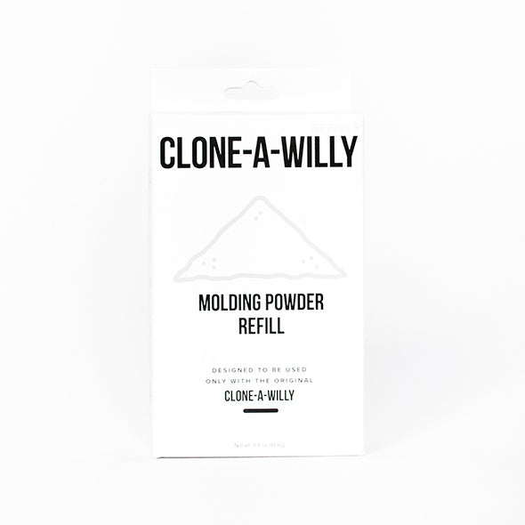 Clone-A-Willy Molding Powder Refill Bag