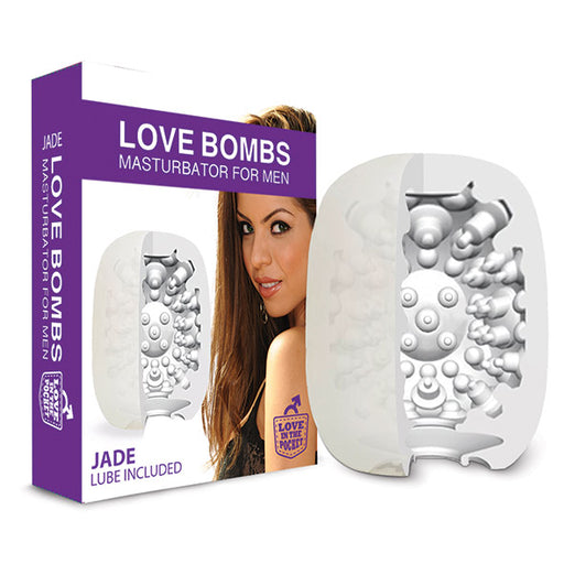 Love in the Pocket Love Bombs Jade