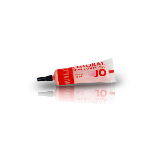 System JO For Her Gel Stimulant Clitoridien Warming Spicy - Erotes.fr