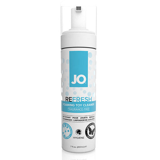 System JO Refresh Moussant Toy Cleaner