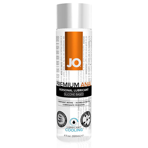 System JO Premium Anal Lubrifiant Silicone Refroidissement