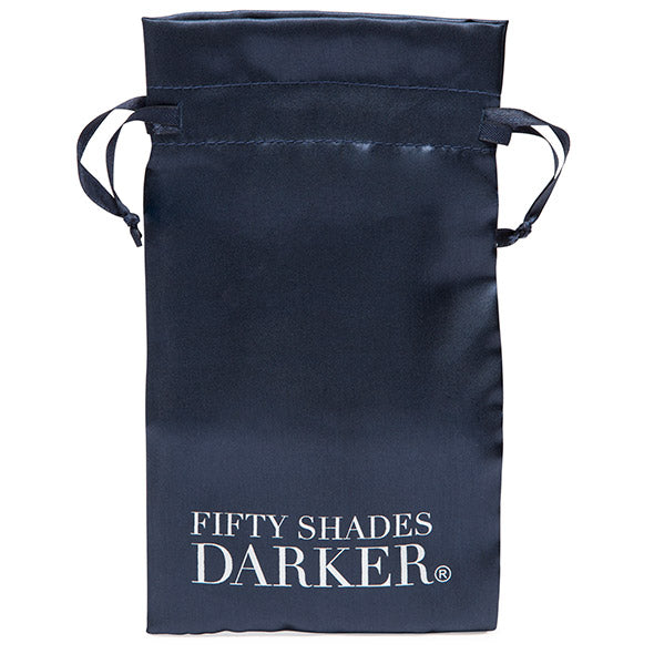 Fifty Shades of Grey Darker Adrenaline Spikes Moulinet En Métal