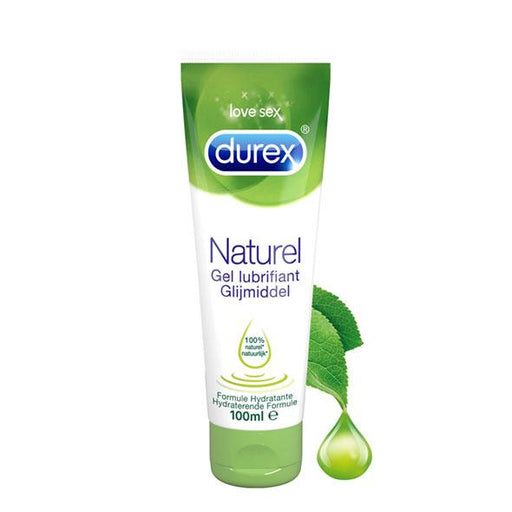 Durex Lubrifiant Naturel 100 ml - Erotes.be