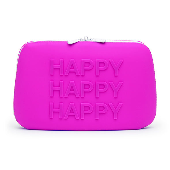 Happy Rabbit Sac De Rangement Zip Large Violet