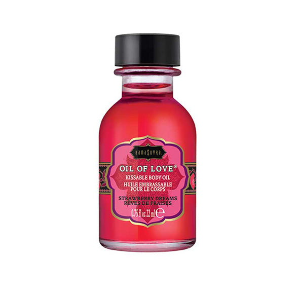 Kama Sutra Oil of Love Kissable Body Oil - Erotes.fr