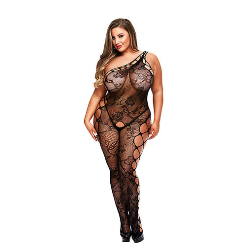 Baci Off the Shoulder Body Queen Size - Erotes.fr
