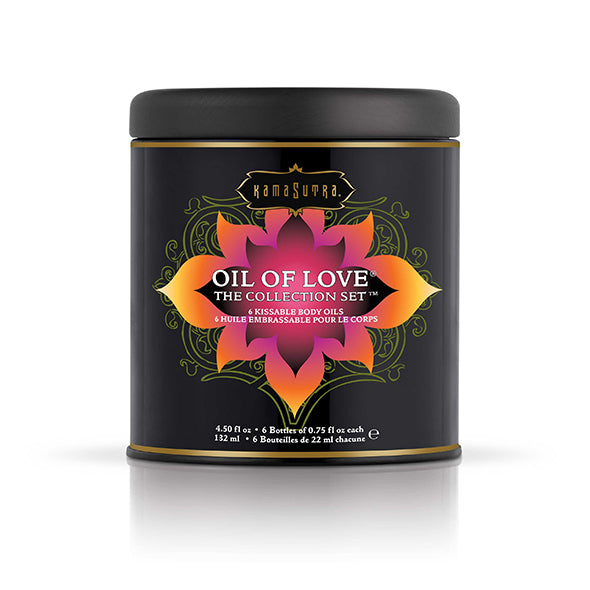 Kama Sutra Oil of Love The Collection Set - Erotes.fr