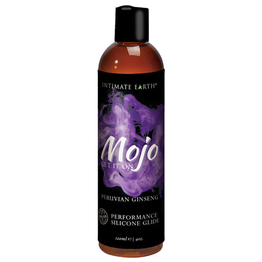 Intimate Earth Mojo Peruvian Ginseng Lubrifiant De Performance Silicone 120 ml - Erotes.fr