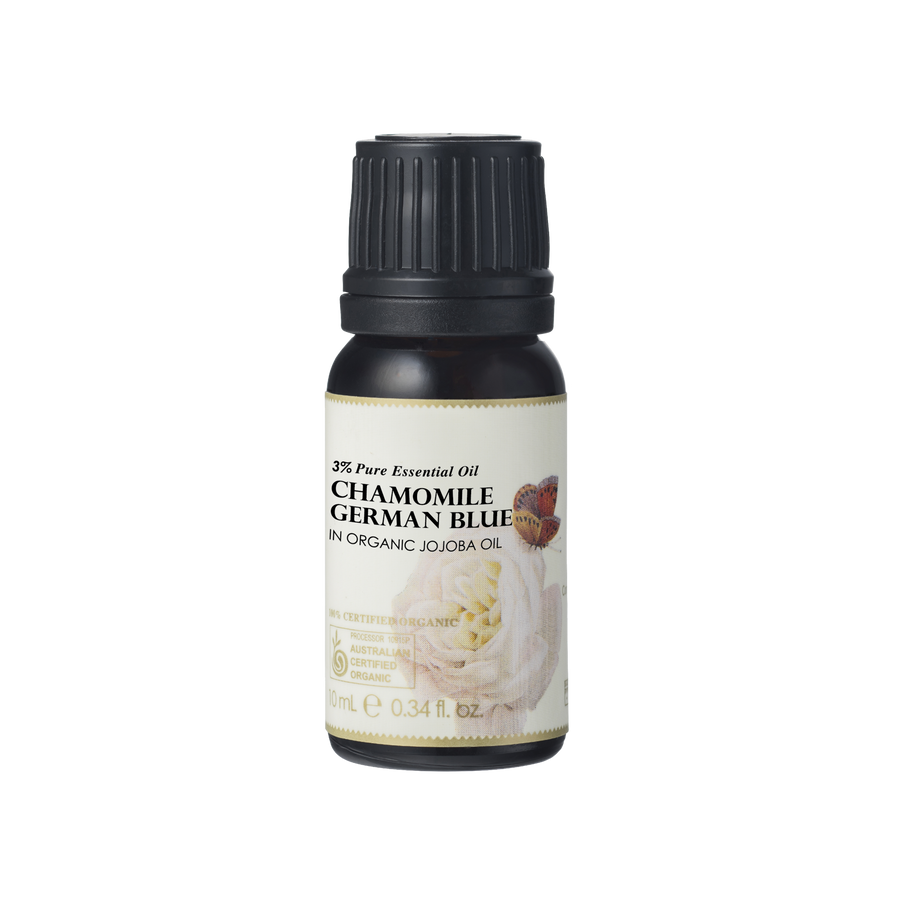 3% Chamomile German Blue Essential Oil
