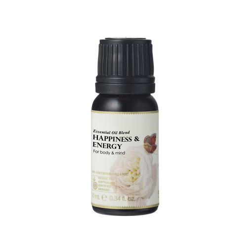Happiness & Energy Essential Oil Blend