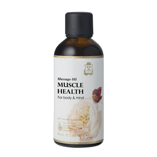 Muscle Health Massage Oil