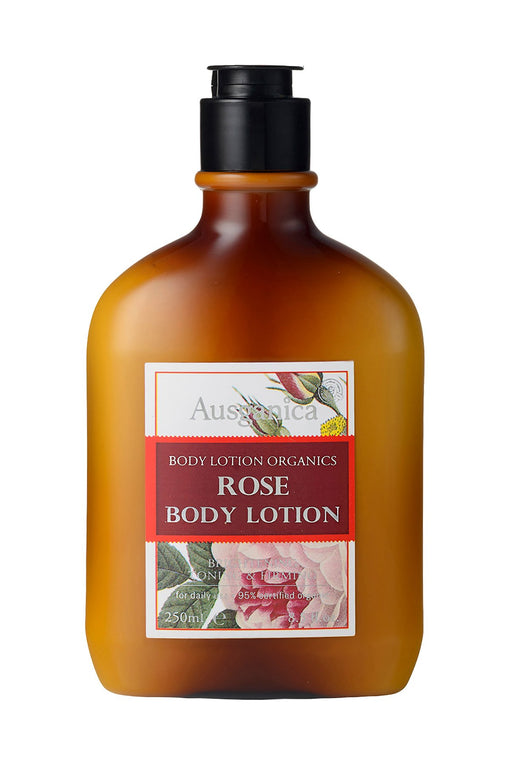 Rose Romance Organic Body Lotion