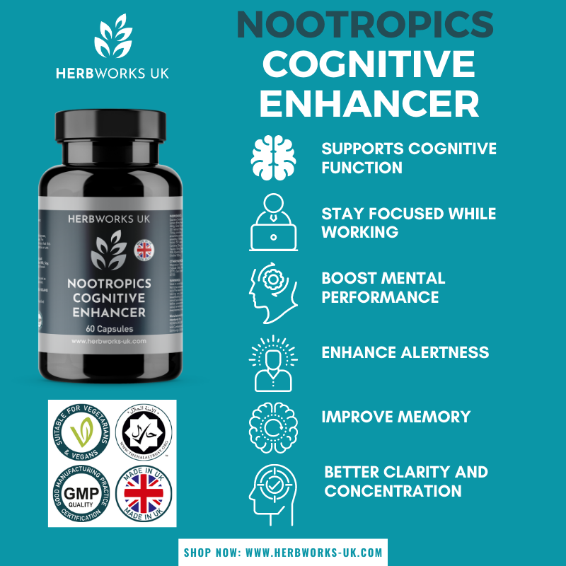 Nootropics Made Simple: What You Need to Know About Cognitive Enhancer supplements