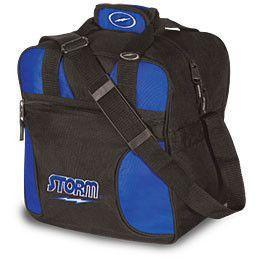Storm Solo Single Tote Royal Blue, 1 Ball Tote Bowling Bag