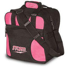 Storm Solo Tote Black & Pink Bowling Bag