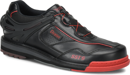 Dexter SST 6 Hybrid Boa Black Red, Mens Bowling Shoes