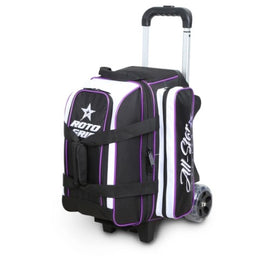 Rotogrip All Star Purple 2 Ball Roller
