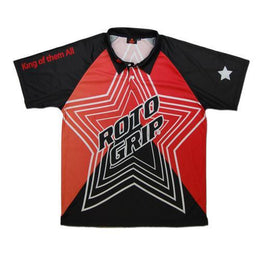 Rotogrip New Style Polo - Small Only, Bowling Shirt