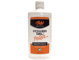 Motiv Power Gel Polish, Cleaners & Polish