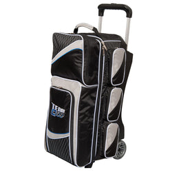 Columbia Triple Tote Roller Bag, 3 Ball Bowling Bags