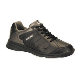 Dexter Ricky 4 Mens Bowling Shoe - Black Alloy, Mens Bowling Shoes