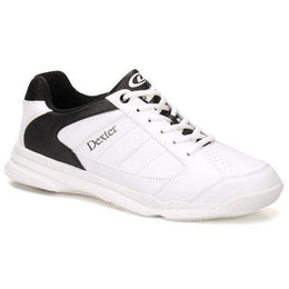 Dexter Ricky 4 White Mens Bowling Shoe, Mens Bowling Shoes