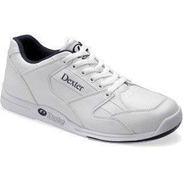 Dexter Ricky II White, Mens Bowling Shoes