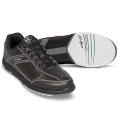 Mens Bowling Shoes - KR Flyer Black