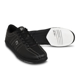 KR OPP Black Tenpin Bowling Shoe, Mens Bowling Shoes