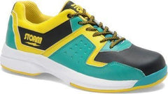 Storm Lightning Teal Bowling Shoe