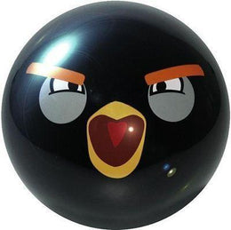 Angry Birds Black Bomb Bowling Ball, Polyester Bowling Balls