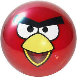 Angry Birds Tenpin Bowling Ball Red Bird, Polyester Bowling Balls