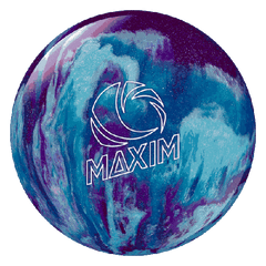 Ebonite Maxim Purple Royal Silver