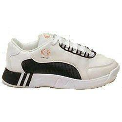 Circle Black-White, Womens Bowling Shoes