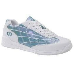 Dexter Gleam Blue Bowling Shoe UK3.5 | US6 Only, Womens Bowling Shoes