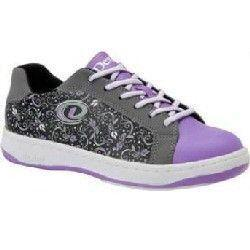 Dexter Liana Purple, Womens Bowling Shoes