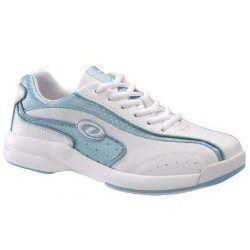 Dexter Rhythm Blue Womens Bowling Shoe, Womens Bowling Shoes