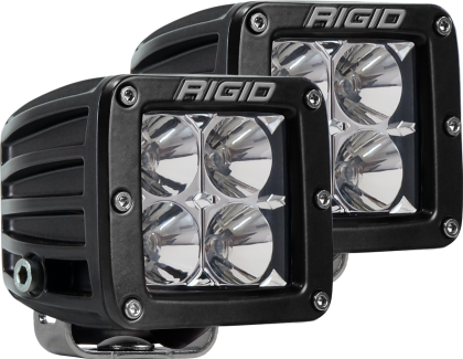 Rigid Industries Dually - Flood - Set of 2