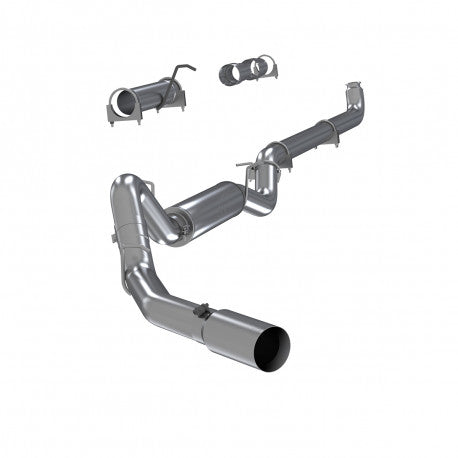 "CHEVY/GMC 01-07 MBRP 4"" CAT-BACK EXHAUST SYSTEM S6004 - P-PLM-SLM-AL-409"