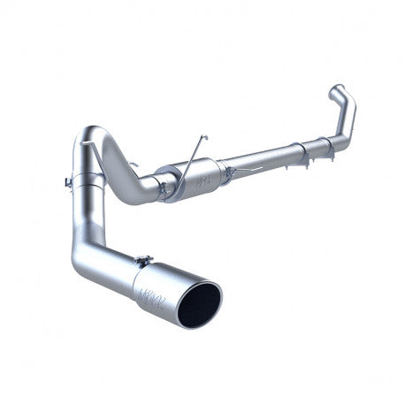 "DODGE 03-07 MBRP 4"" TURBO-BACK EXHAUST SYSTEM S6126 - P-PLM-SLM-AL-409"