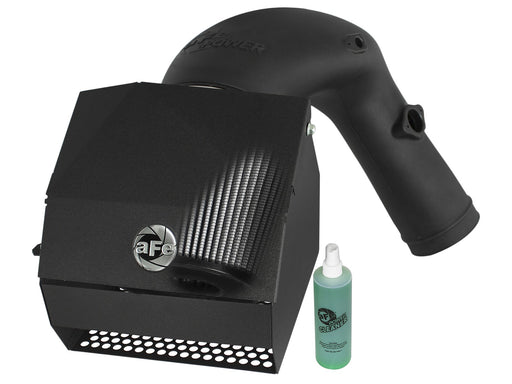 Dodge 13-18 L6-6.7L AFE Diesel Elite Magnum FORCE Stage-2 Cold Air Intake System w/Pro DRY S Filter Media