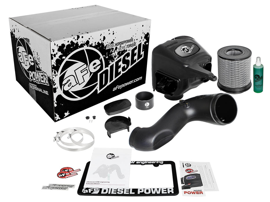 Dodge 03-07 L6-5.9L - AFE Diesel Elite Momentum HD Cold Air Intake System w/Pro Filter Media