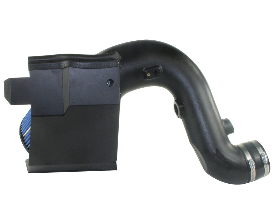 Dodge 10-12 L6-6.7L AFE Magnum FORCE Stage-2 Cold Air Intake System w-Pro Filter Media