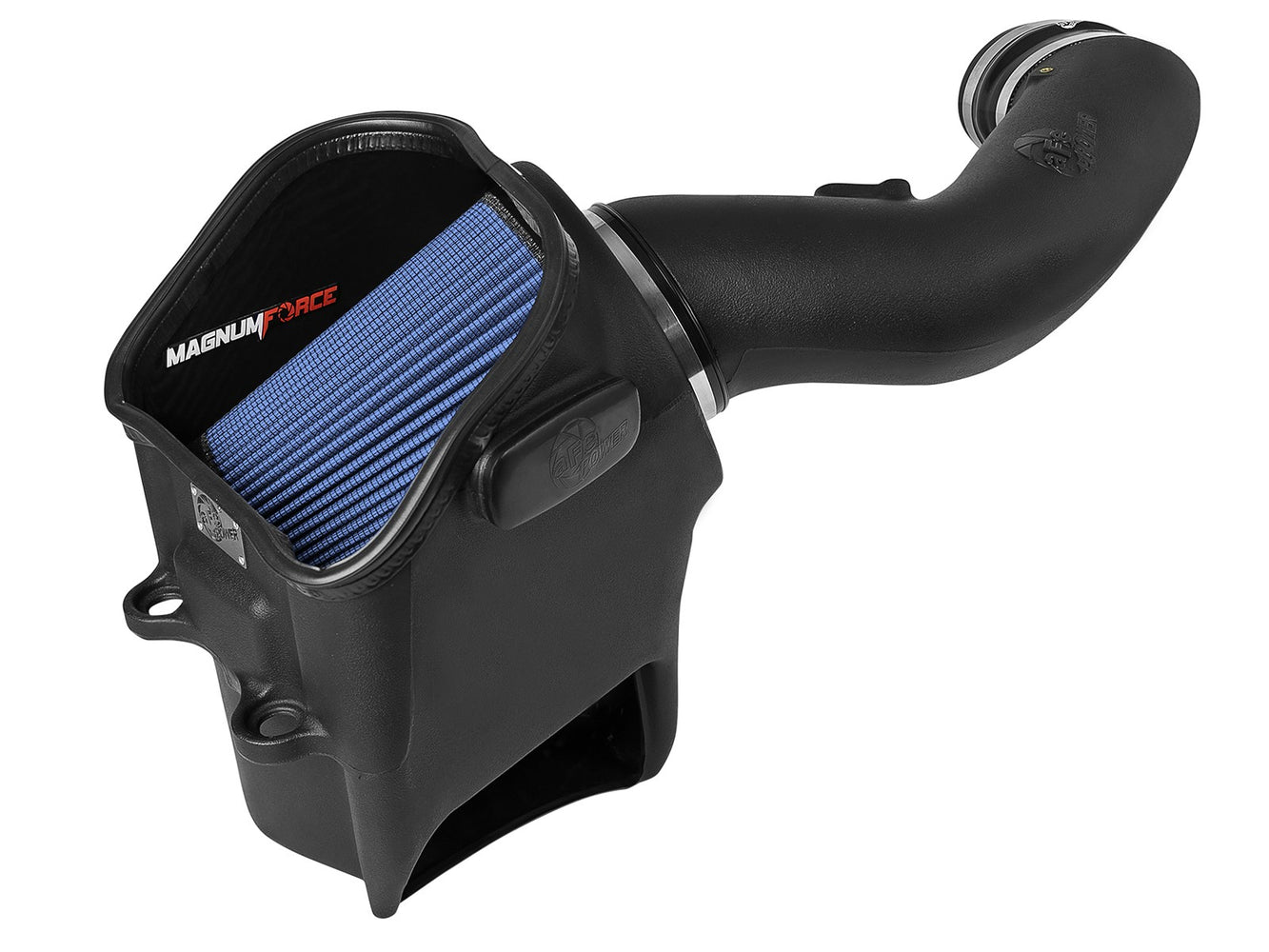 FORD 17-19 6.7L AFE Magnum FORCE Stage-2 Cold Air Intake System w/Pro Filter