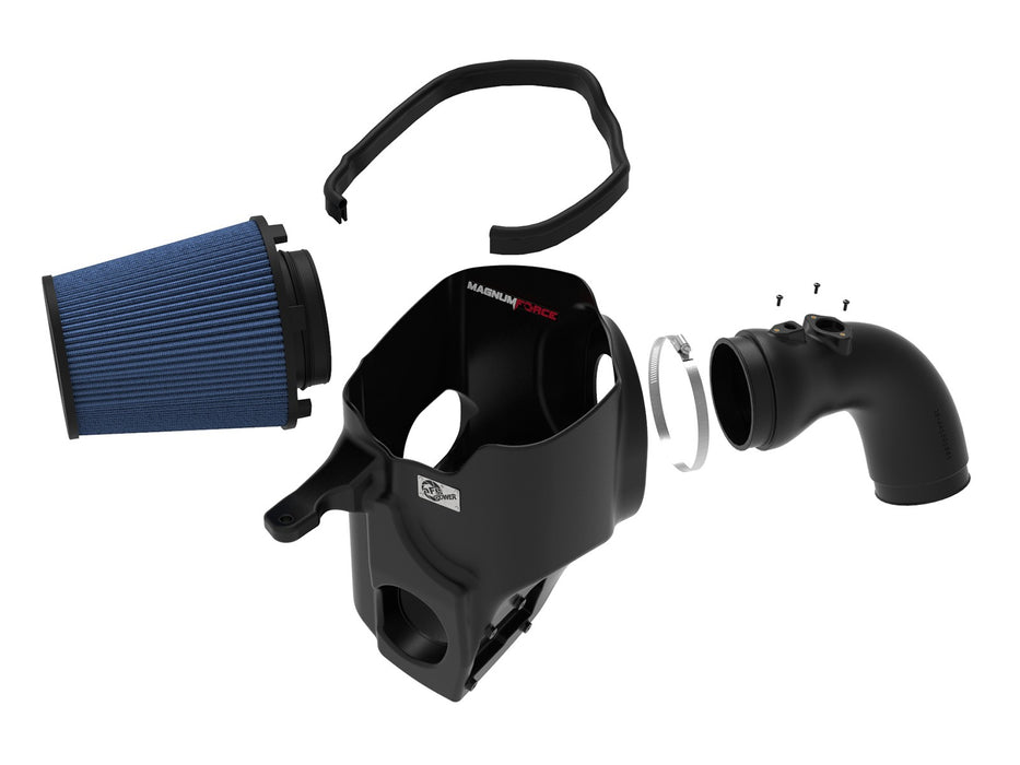 Dodge 13-18 L6-6.7L AFE Magnum FORCE Stage-2 Cold Air Intake System w/Pro Filter Media