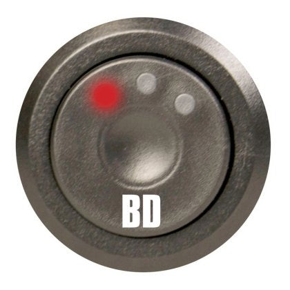 BD Diesel Throttle Sensitivity Booster Optional Switch Kit - Version 2