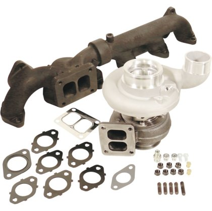 BD Diesel Iron Horn 6.7L Turbo Kit S363SXE/76 0.91AR Dodge 2007.5-2018