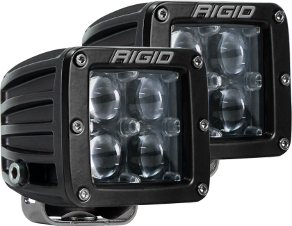 Rigid Industries D2- HYPERSPOT Pair